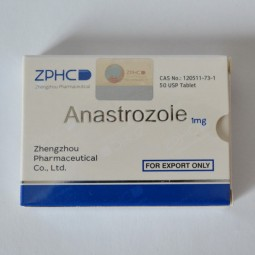 Anastrozole 1mg (ZPHC)